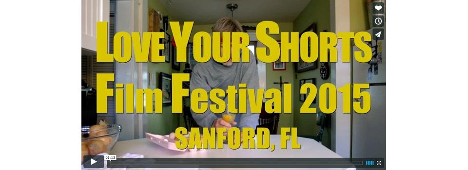 2015 Love Your Shorts Film Festival Promo Video